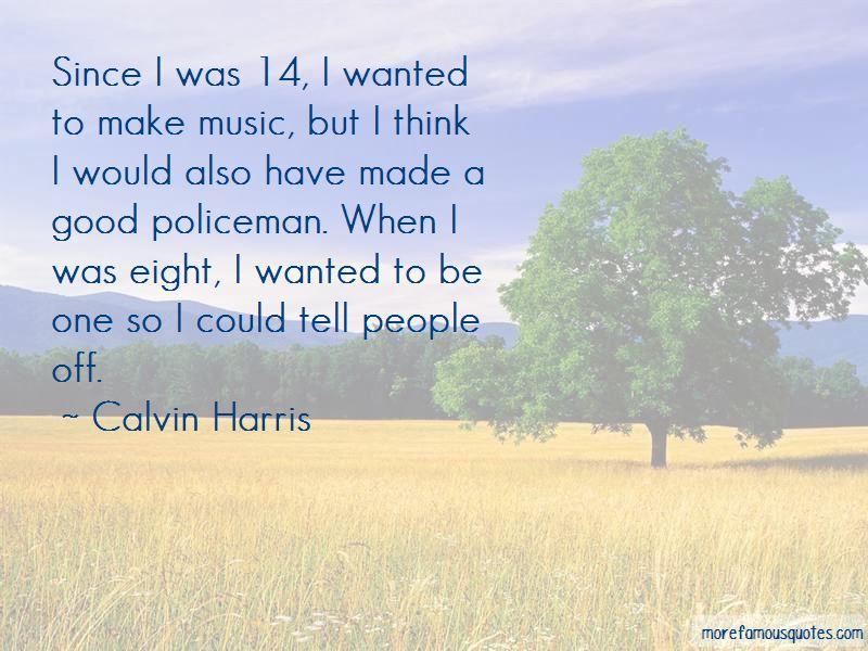 Good Policeman Quotes