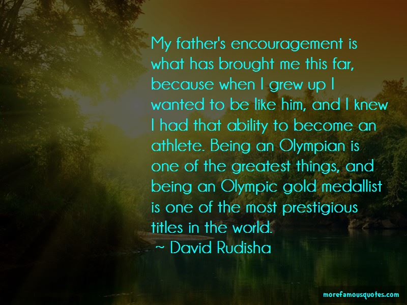 Greatest Olympian Quotes