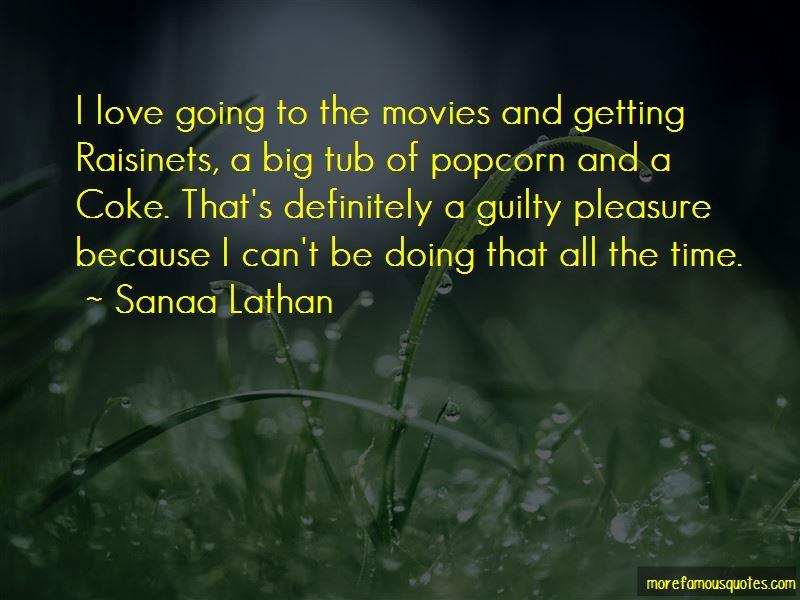 Guilty Pleasure Quotes