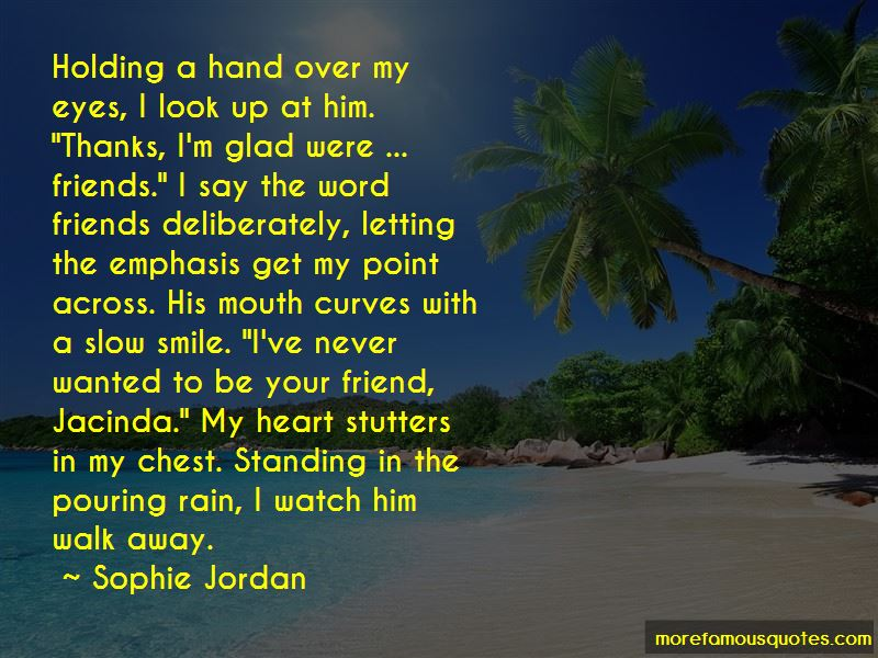 Hand Holding Heart Quotes Pictures 3