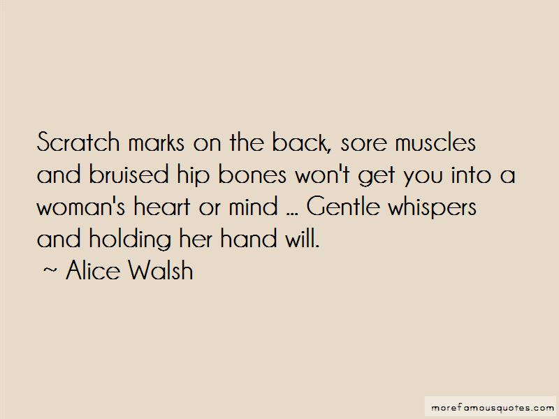 Hand Holding Heart Quotes