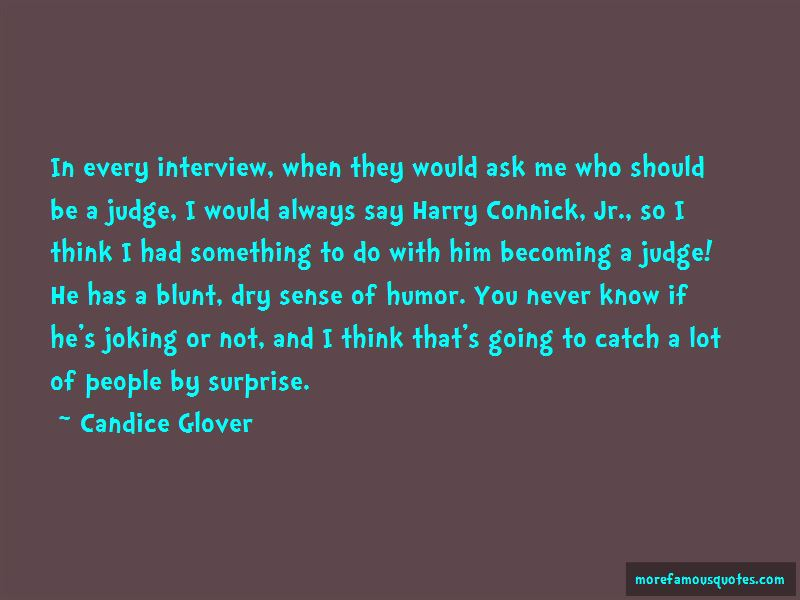 Harry Connick Quotes Pictures 3