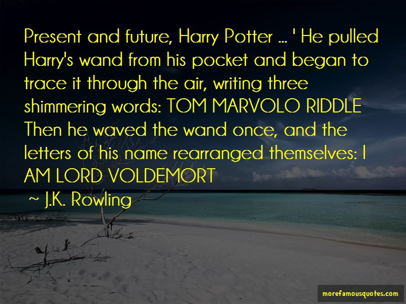 Harry Potter Voldemort Quotes Pictures 2