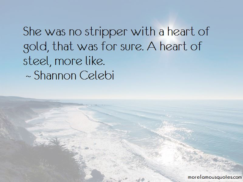Heart Of Steel Quotes