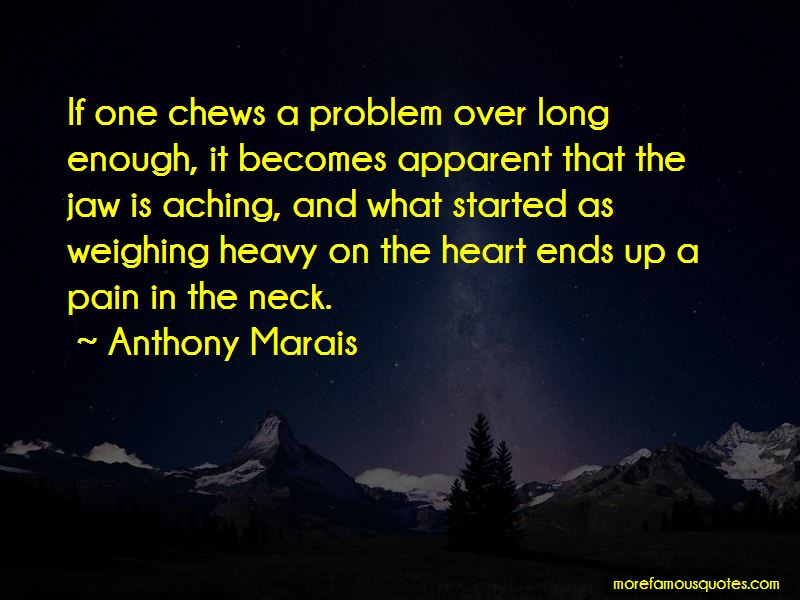 Heavy On The Heart Quotes Pictures 2