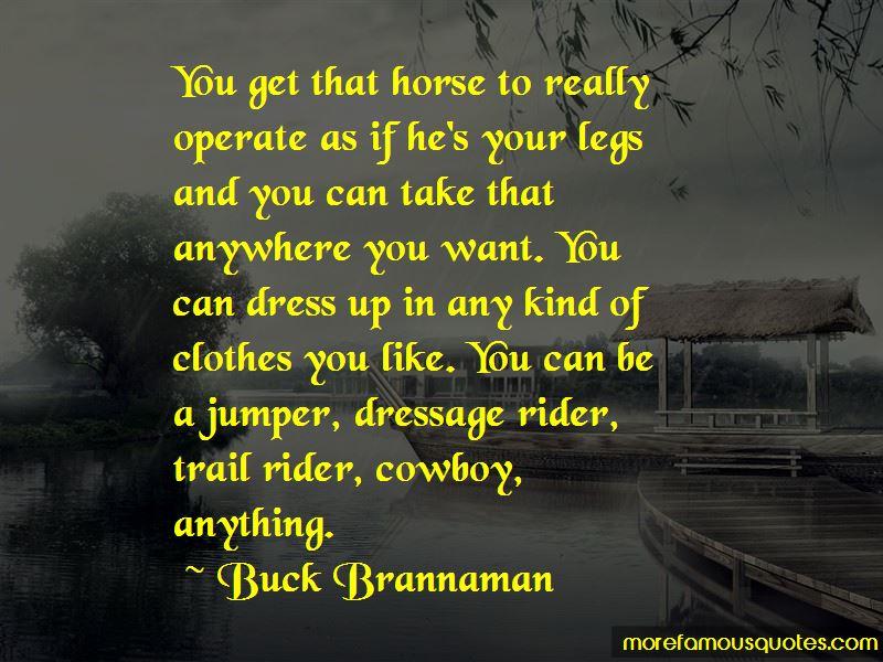 Horse Jumper Quotes