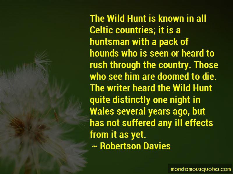 Huntsman Quotes
