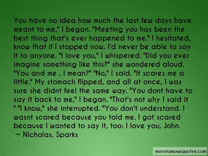 I Don't Love You Back Quotes Pictures 2