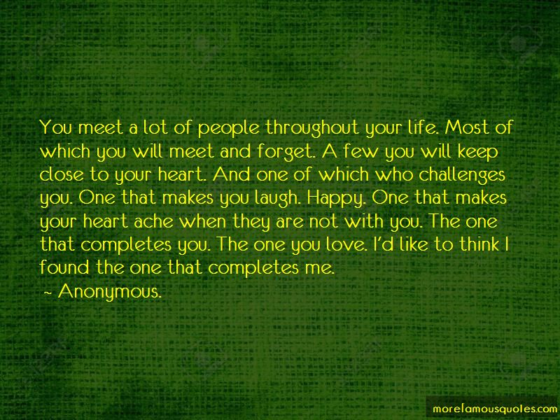 I Think I Found Love Quotes Pictures 2