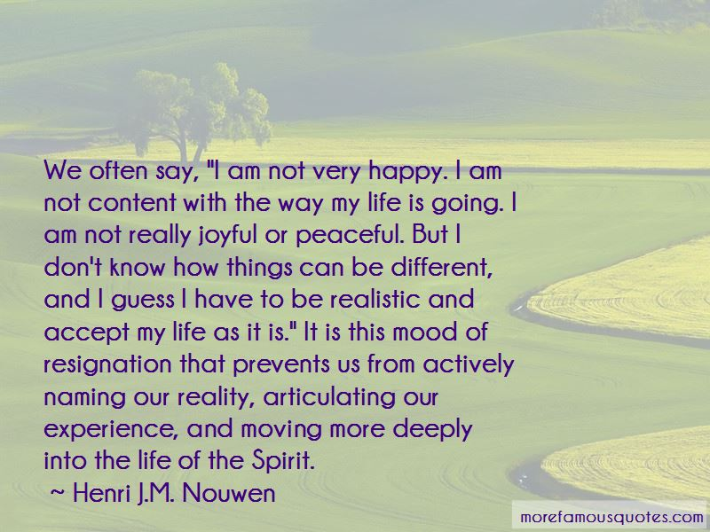 I'm Happy And Content Quotes Pictures 4