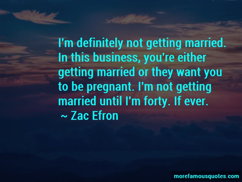 I'm Not Getting Married Quotes Pictures 2