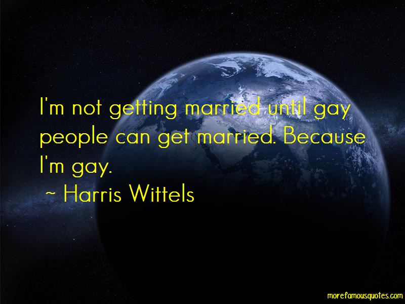 I'm Not Getting Married Quotes Pictures 4