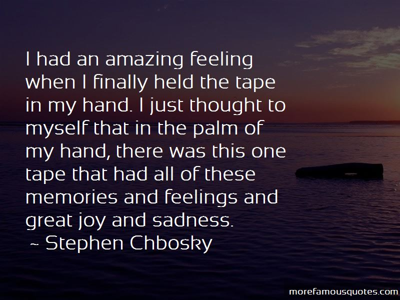 In The Palm Of My Hand Quotes Pictures 2
