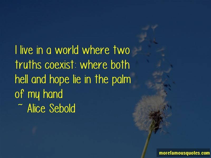 In The Palm Of My Hand Quotes