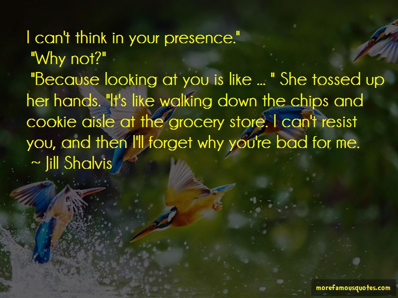In Your Presence Quotes