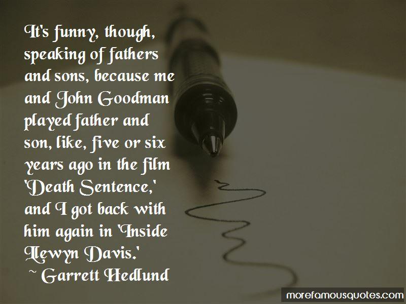 Inside Llewyn Davis John Goodman Quotes
