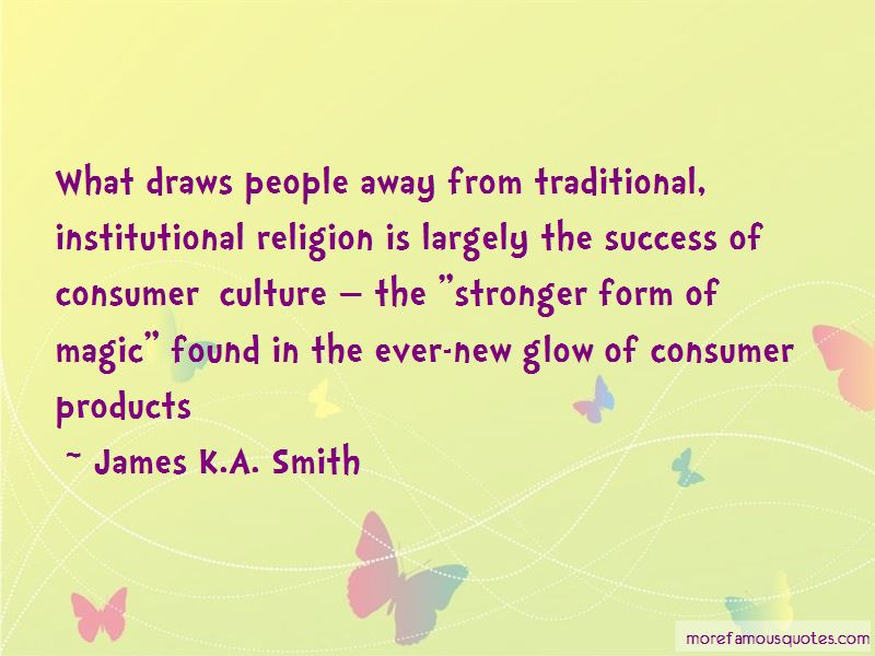 Institutional Success Quotes