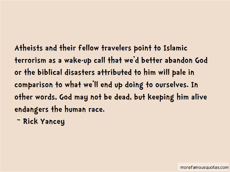 Islamic Wake Up Call Quotes
