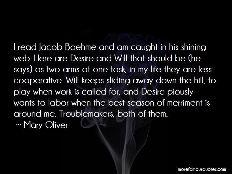 Jacob Boehme Quotes