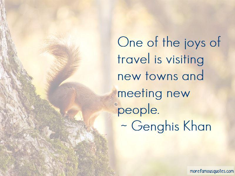 Joys Of Travel Quotes