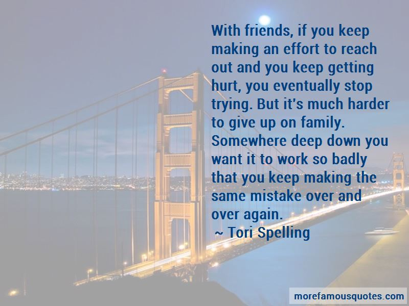Keep Getting Hurt Quotes
