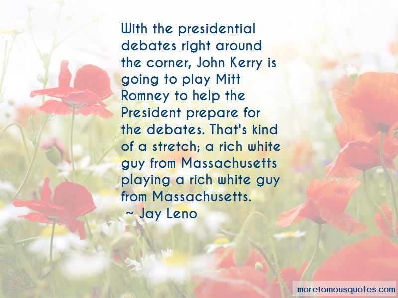 Kerry Quotes