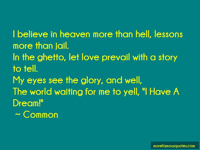 Let Love Prevail Quotes