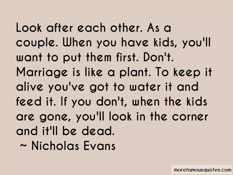 Look After Each Other Quotes Pictures 4