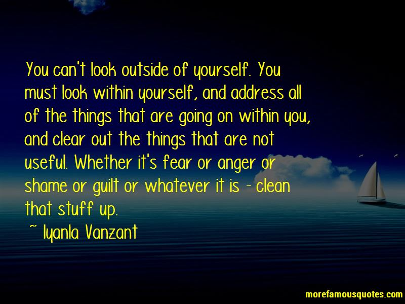Look Within Yourself Quotes