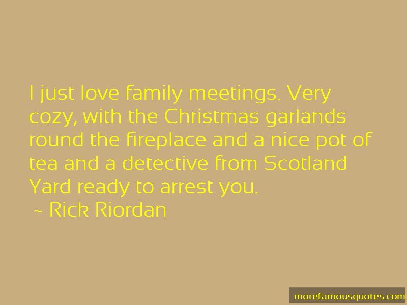 Love Arrest Quotes