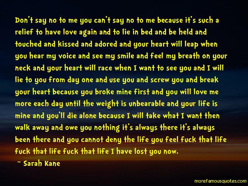 Love Until Die Quotes Pictures 3