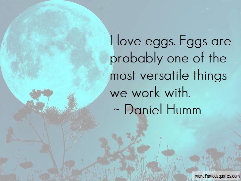 Love Versatile Quotes