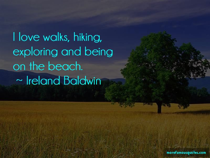 Love Walks Quotes