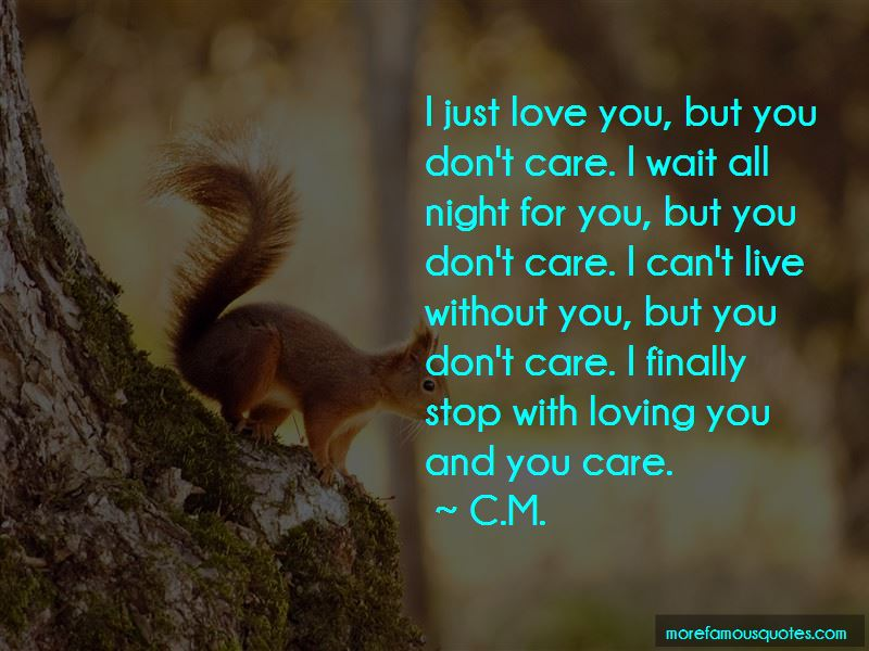 Loving You And Quotes
