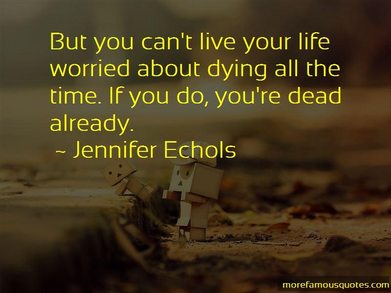 M Already Dead Quotes