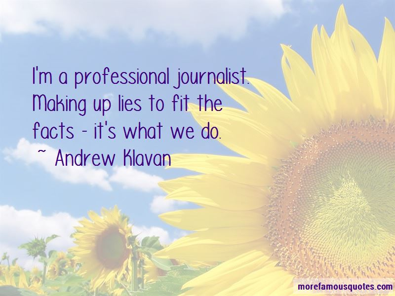 Making Up Lies Quotes