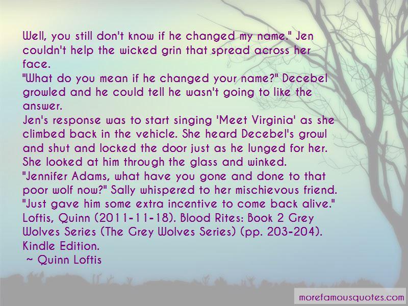 Meet Virginia Quotes