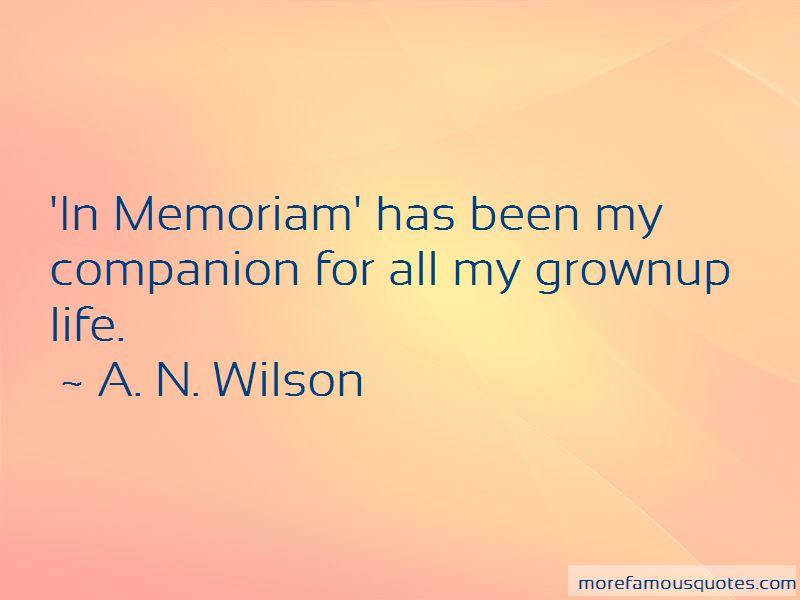 Memoriam Quotes Pictures 2