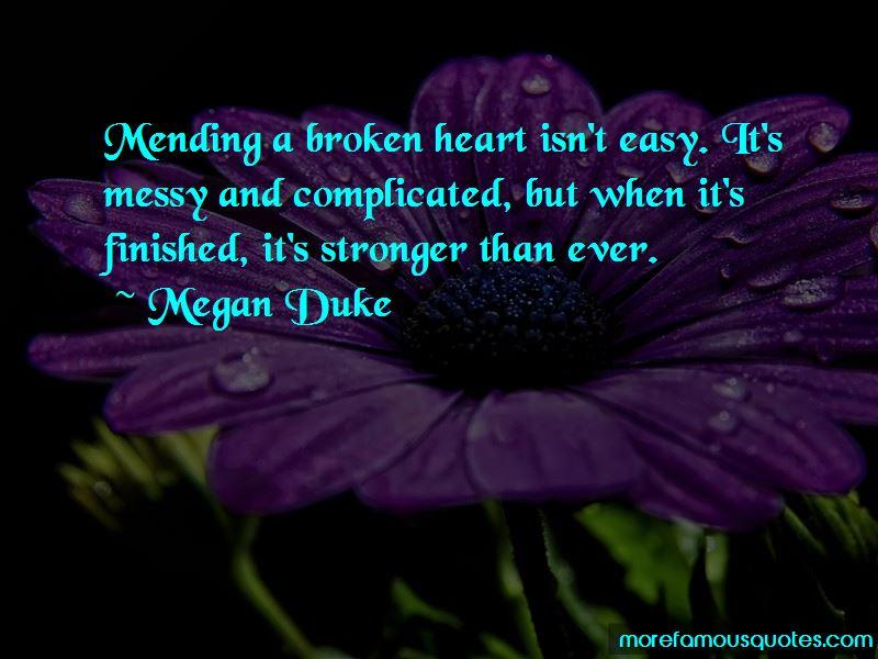 Mending My Broken Heart Quotes Pictures 2