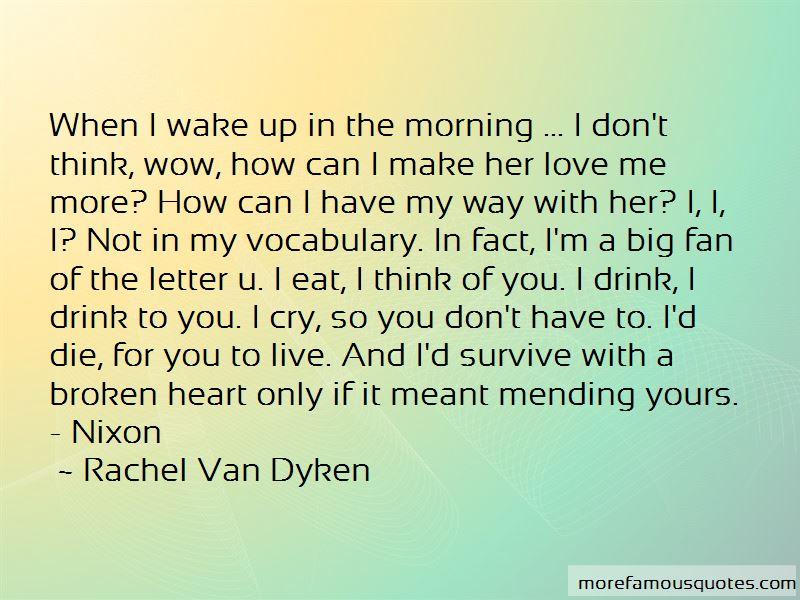 Mending My Broken Heart Quotes