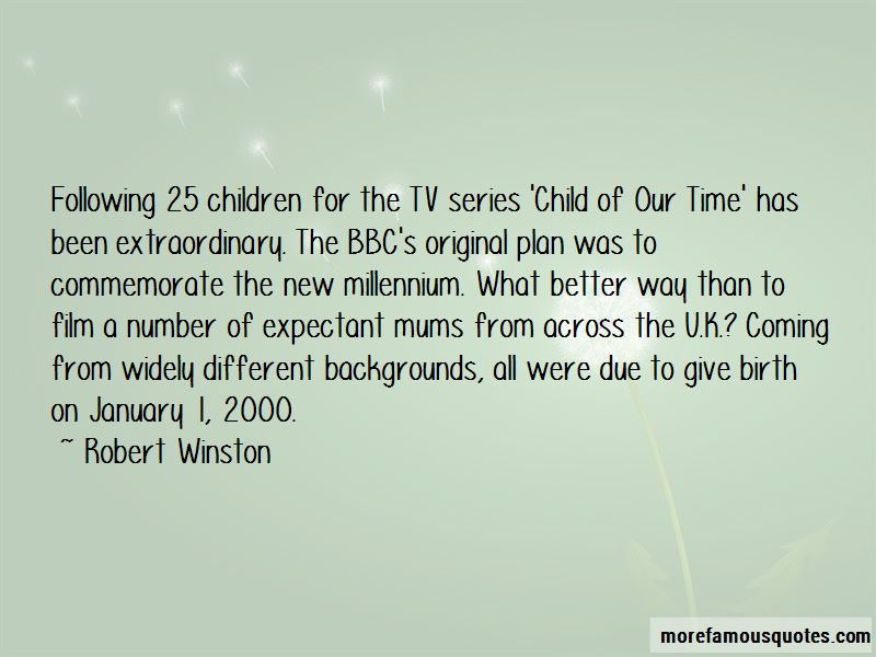 Millennium Tv Series Quotes