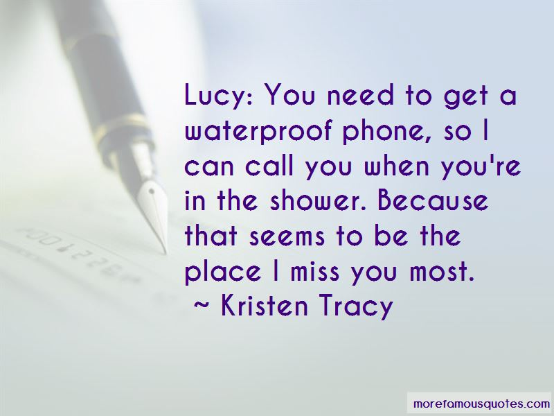 Miss You Most Quotes