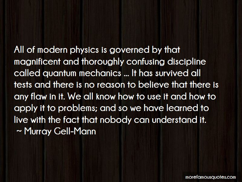 Mr Nobody Quantum Physics Quotes