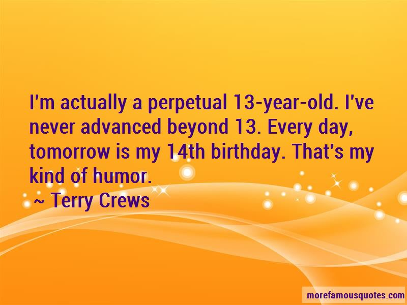 My 14th Birthday Quotes