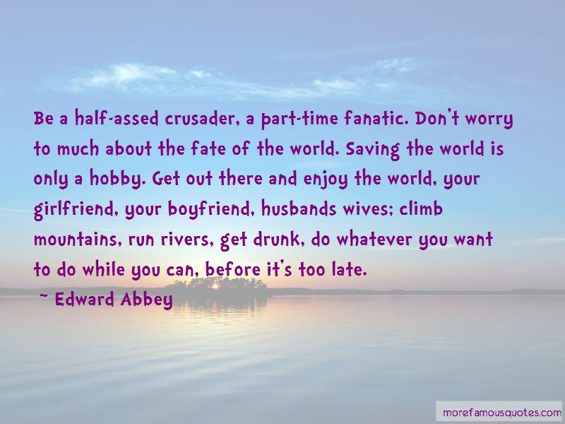 My Half Girlfriend Quotes