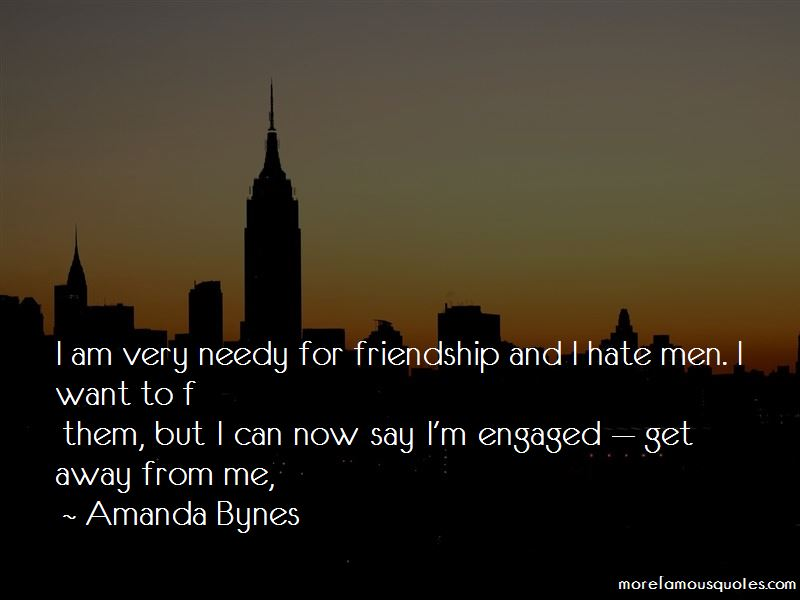 Needy Friendship Quotes