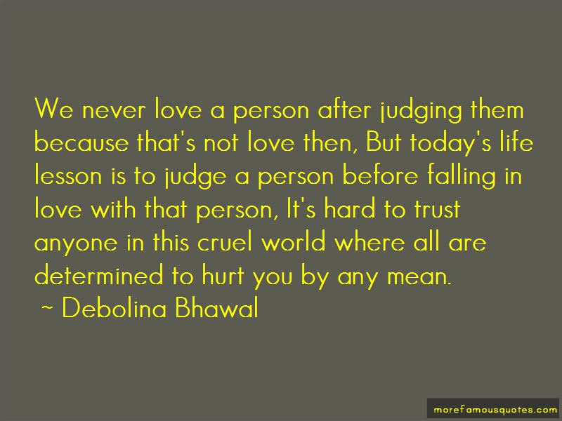 Never Trust Anyone Love Quotes Pictures 3