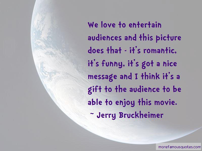 Nice Funny Romantic Quotes
