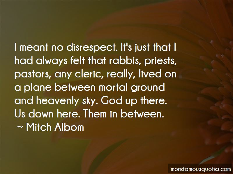No Disrespect Quotes Pictures 4