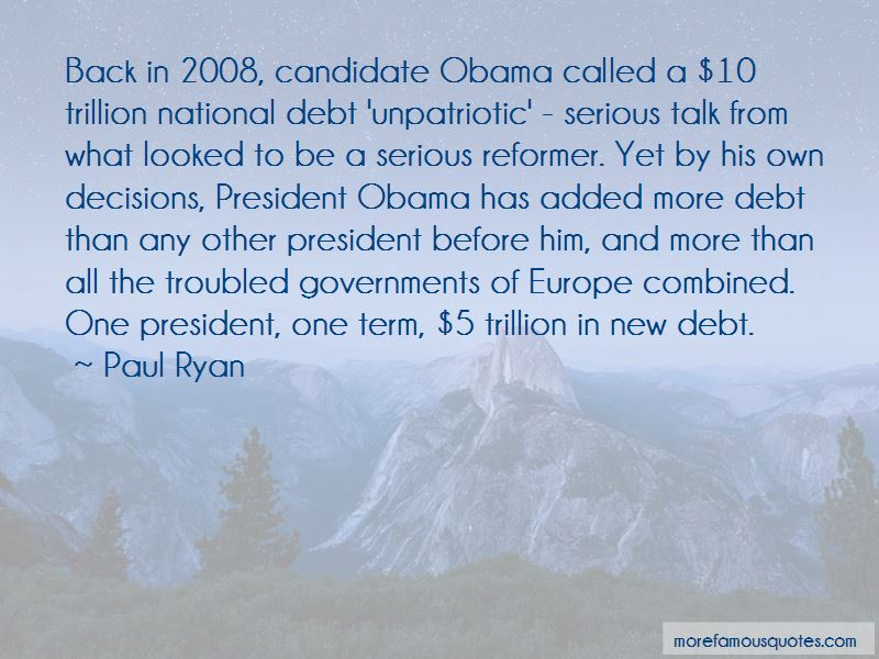 Obama Unpatriotic Quotes
